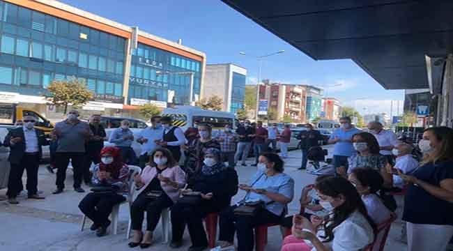 AK Parti Karabağlar'da Yeni Bina Hayır Dua İle Açıldı!
