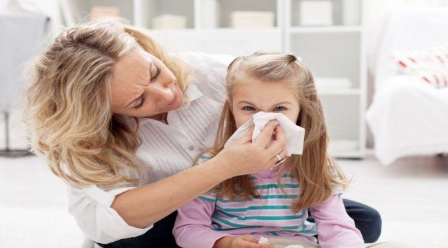 Çocuğunuzu Sonbahar Alerjisinden Koruyun