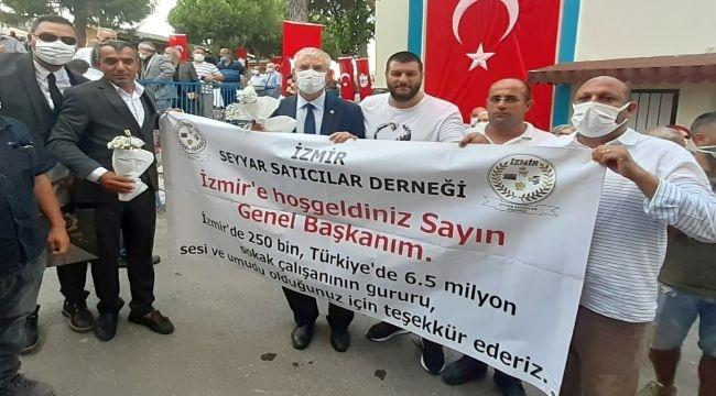 Kılıçdaroğlu: İzmir örnek olsun